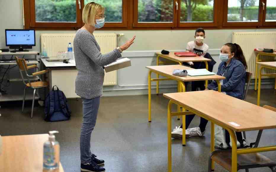« Les élèves peuvent voir, analyser et comprendre des sujets vus en cours »