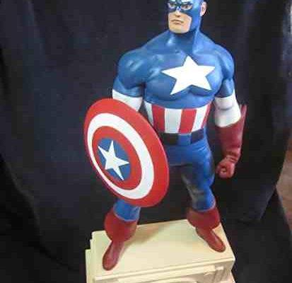 La nouvelle série Marvel - Captain America remonte au front