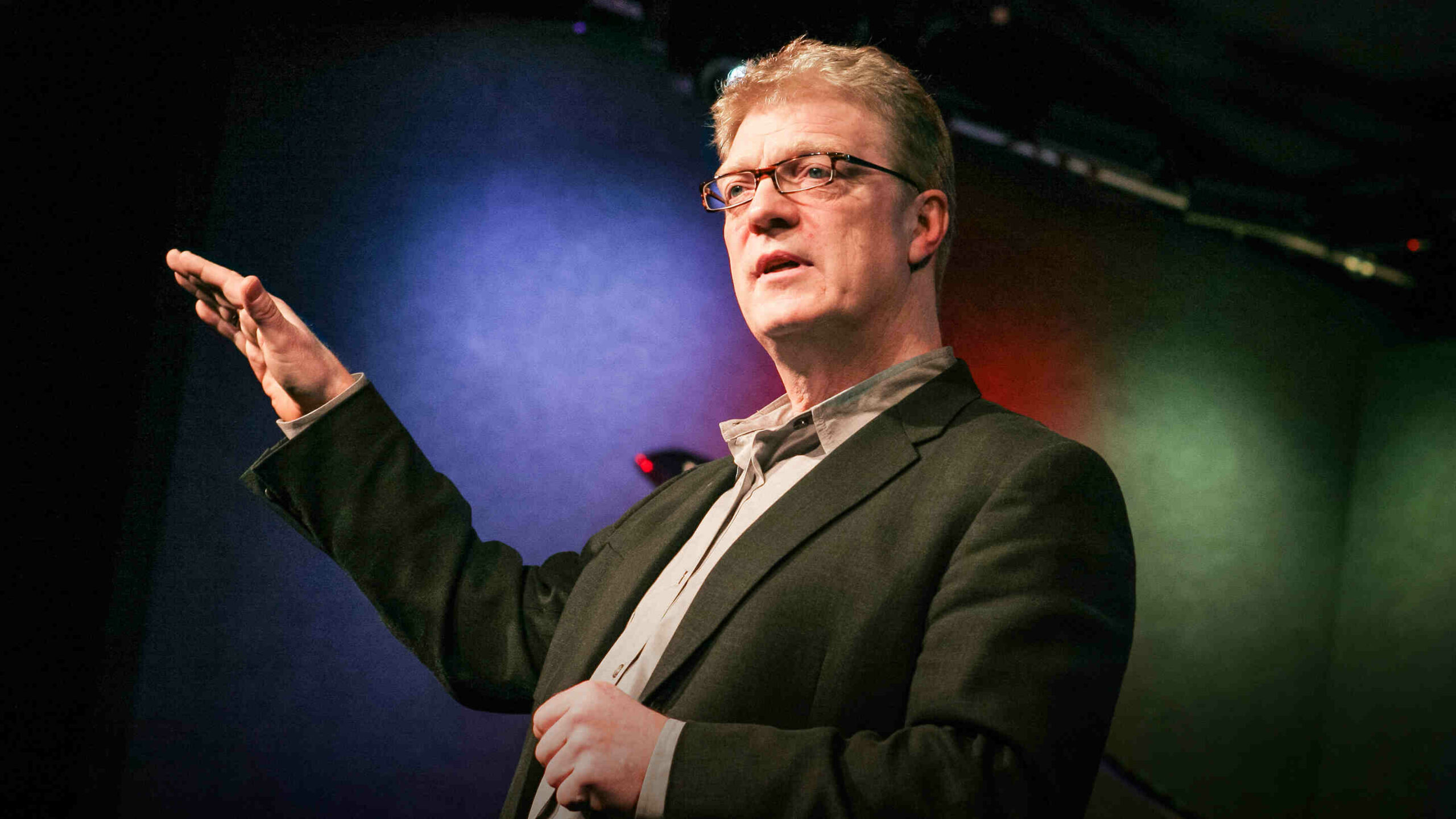 How much does a TED talk ticket cost?