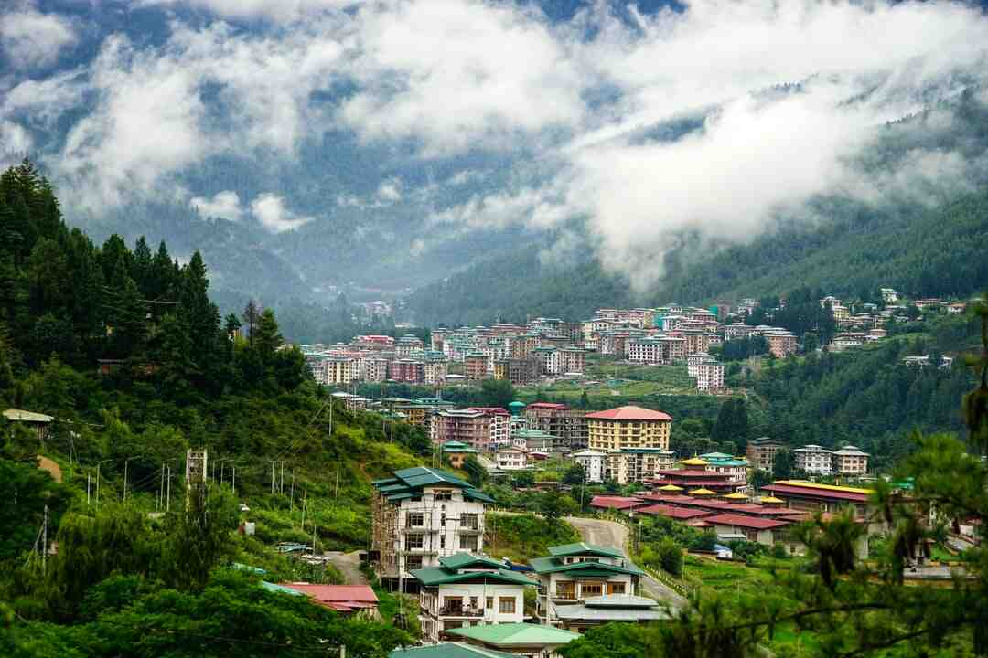 How much does it cost to visit Bhutan from India?