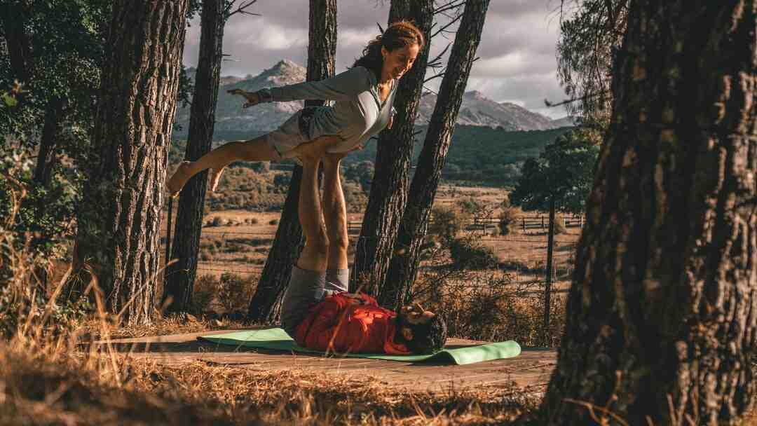 Is yoga a good way to stay healthy?