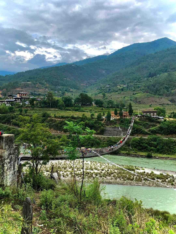 What language does Bhutan speak?